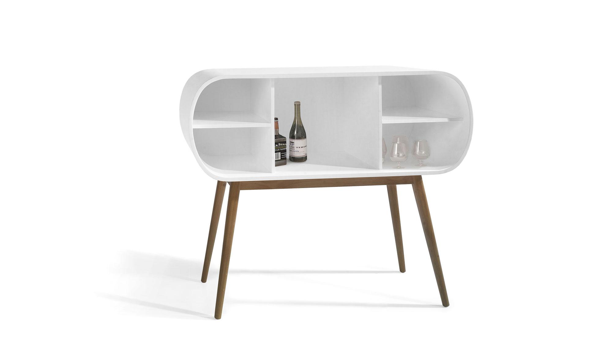 Mueble bar moderno cofy de lujo en for Muebles lujo