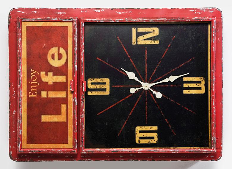 Mueble botellero de pared reloj no disponible en - Botellero de pared ...