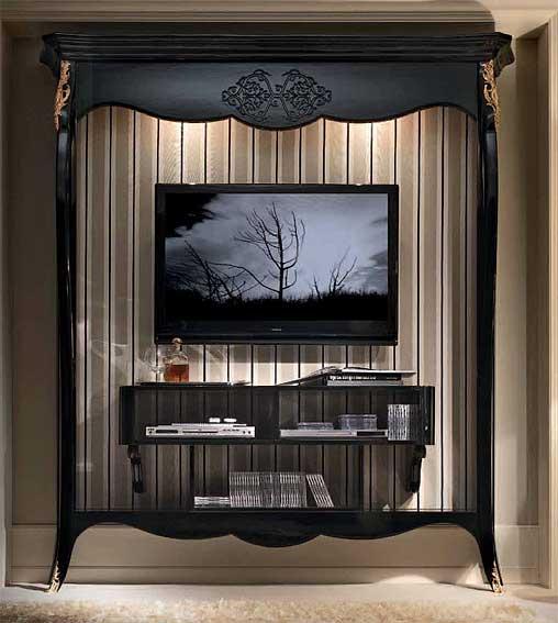 Muebles de tv e hi fi de lujo en portobellodeluxe tu for Muebles altos para tv