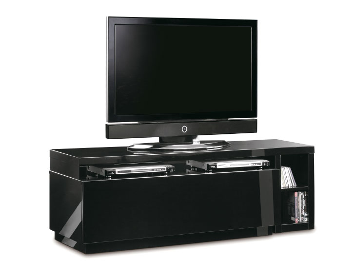 Mueble tv negro cyclop no disponible en - Mueble tv negro ...