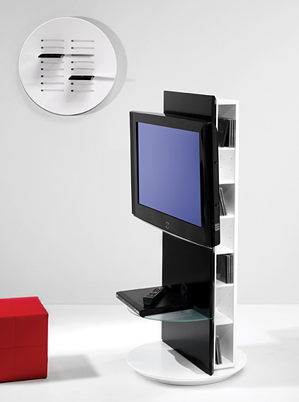 Mueble tv giratorio seidho en - Mesa tv diseno ...