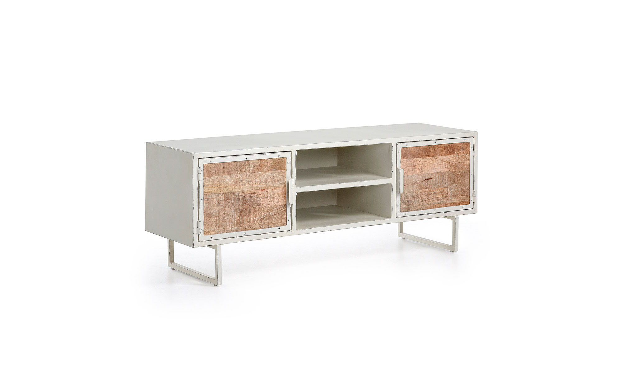 Mueble tv industrial loops en - Portobello muebles madrid ...