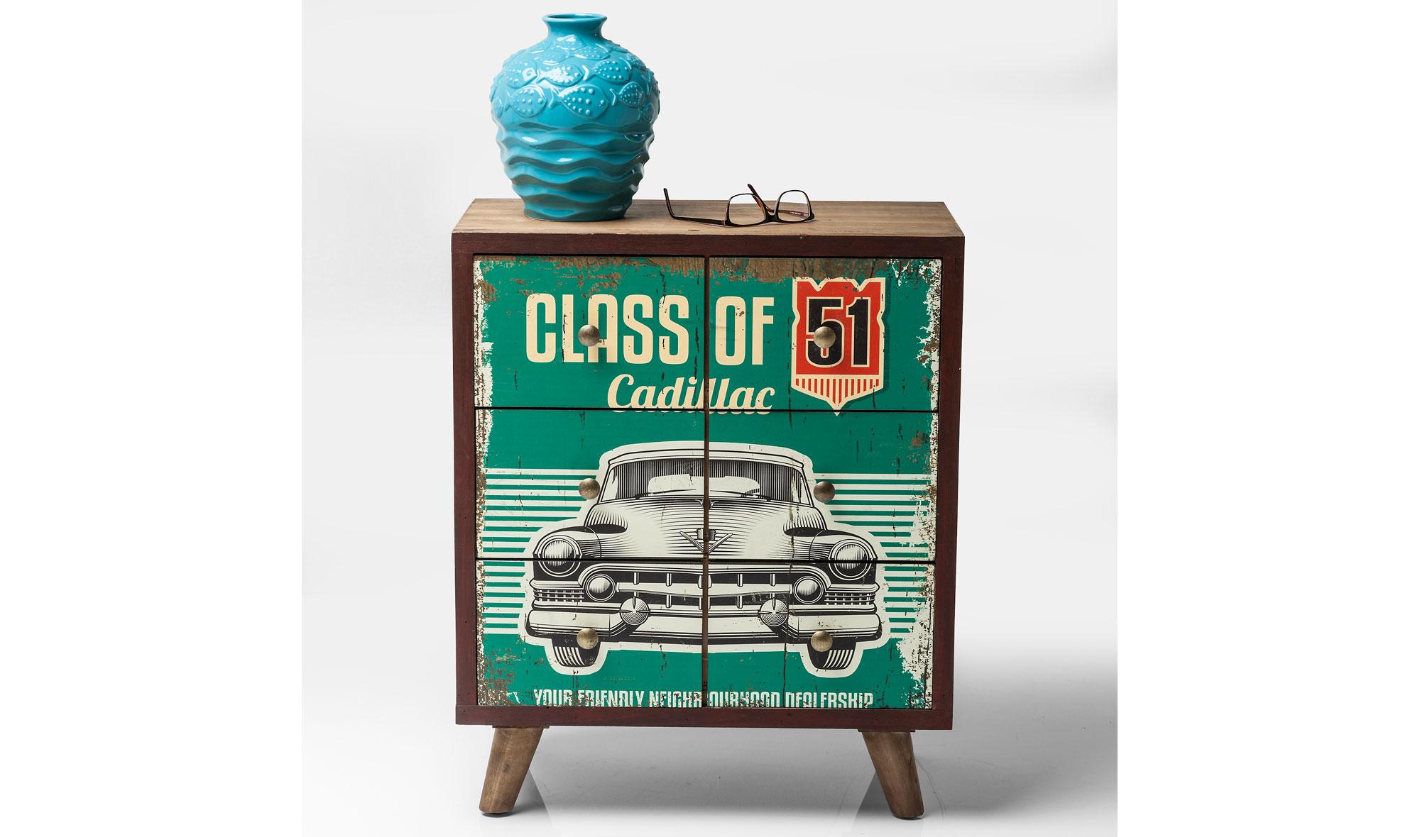 Mueble auxiliar 6 cajones vintage garage no disponible en - Muebles para garage ...