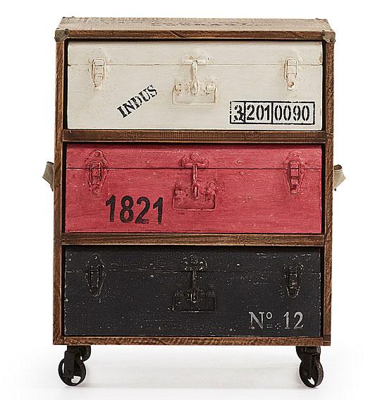 Mueble auxiliar vintage nyx no disponible en - Muebles auxiliares vintage ...