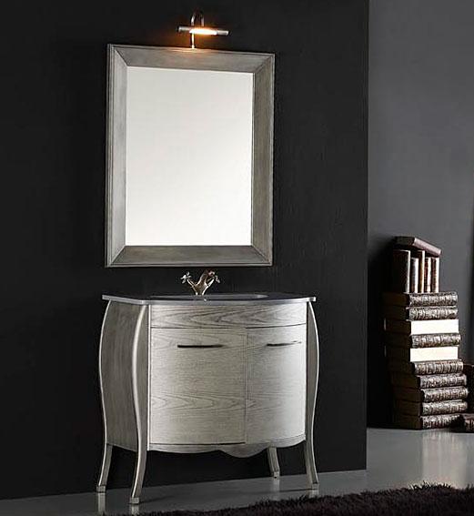 Mueble de ba o 2 puertas panda de lujo en tu tienda de muebles de lujo - Tiendas de muebles de bano en madrid ...