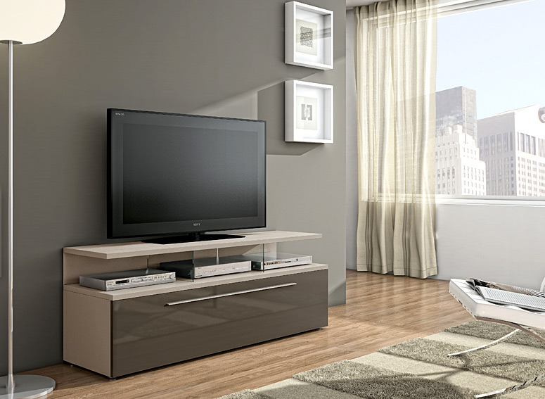 Mueble de tv moderno naples no disponible en - Muebles television modernos ...