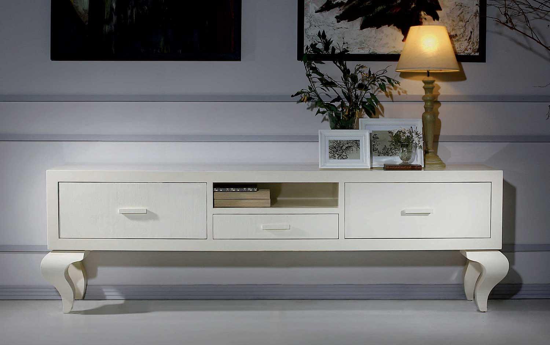 Mueble de tv vintage ruan de lujo en - Muebles tu mueble ...