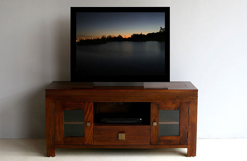 Mueble de tv colonial singapur no disponible en - Mueble tv colonial ...