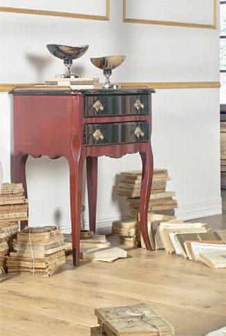 Mueble de entrada vintage anieli en cosas de - Muebles de entrada vintage ...