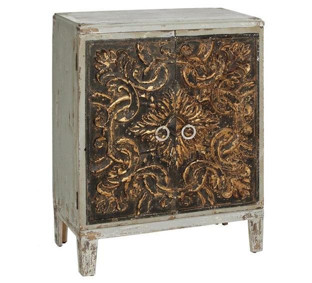 Mueble de entrada envejecido vintage molucas no disponible - Muebles de entrada vintage ...