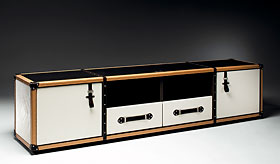 Mueble de tv vintage Traveler