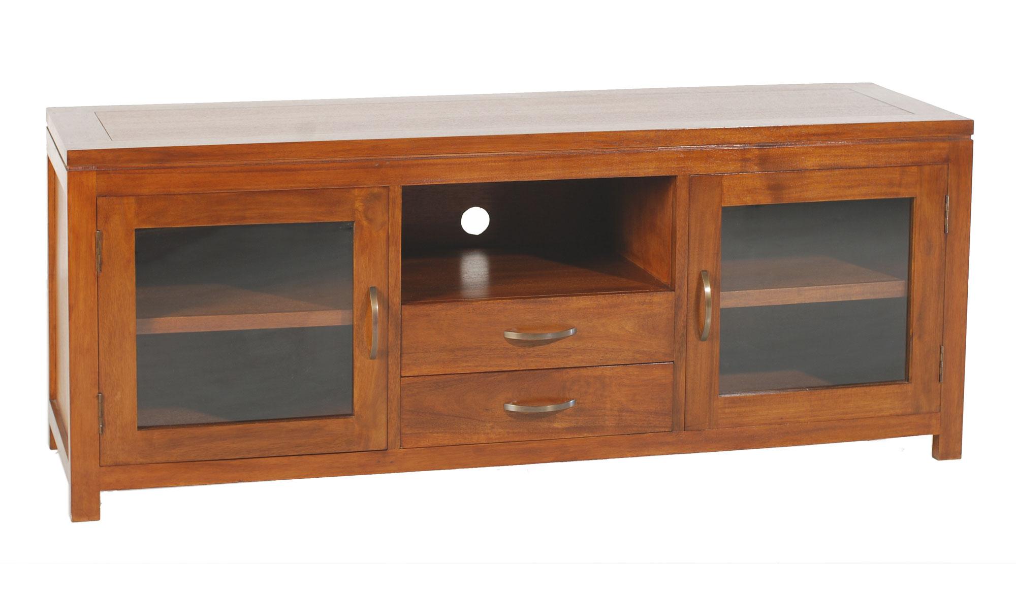 Mueble tv 2 puertas colonial sipura no disponible en - Muebles portobello ...