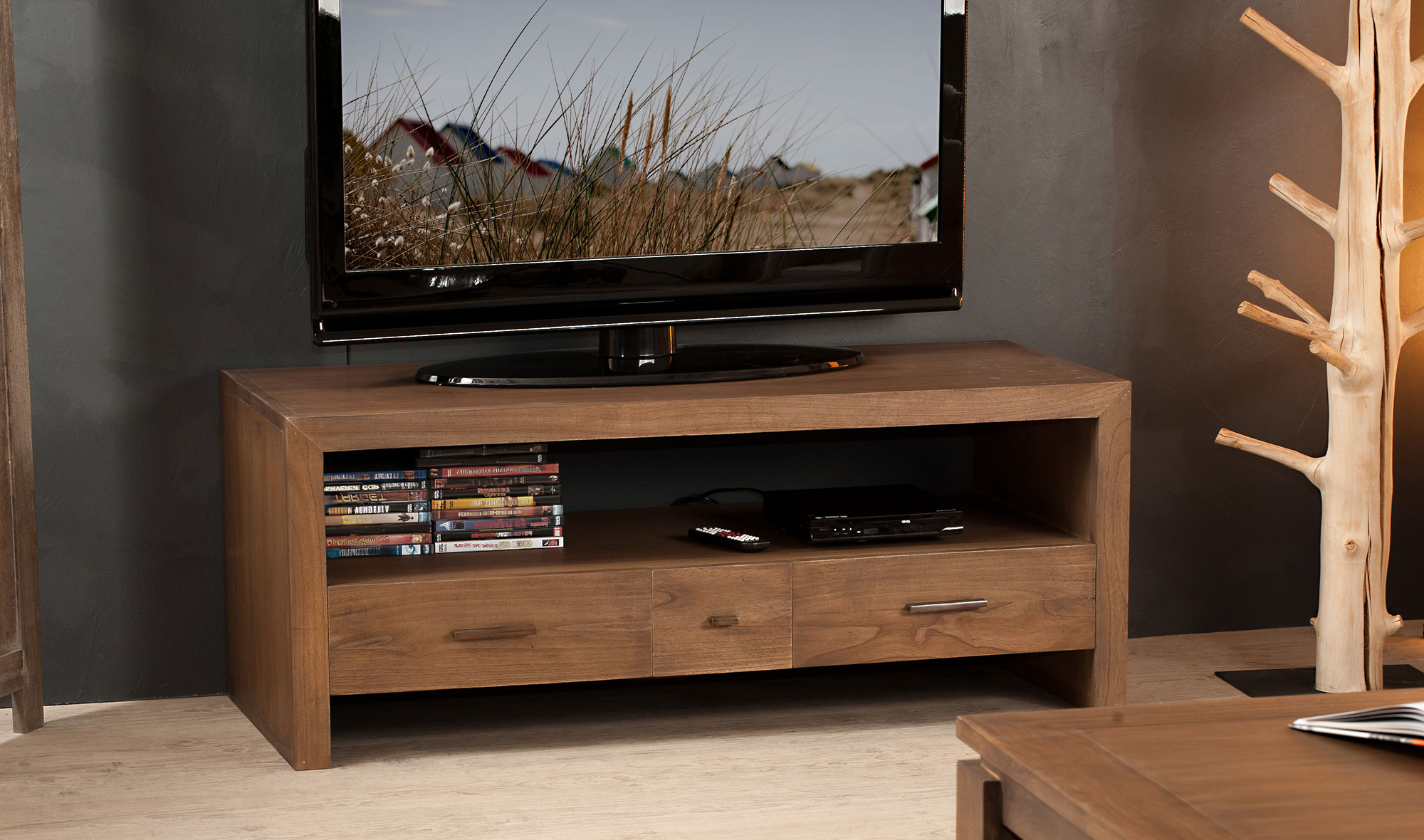 Mueble tv colonial bandung no disponible en - Muebles portobello ...