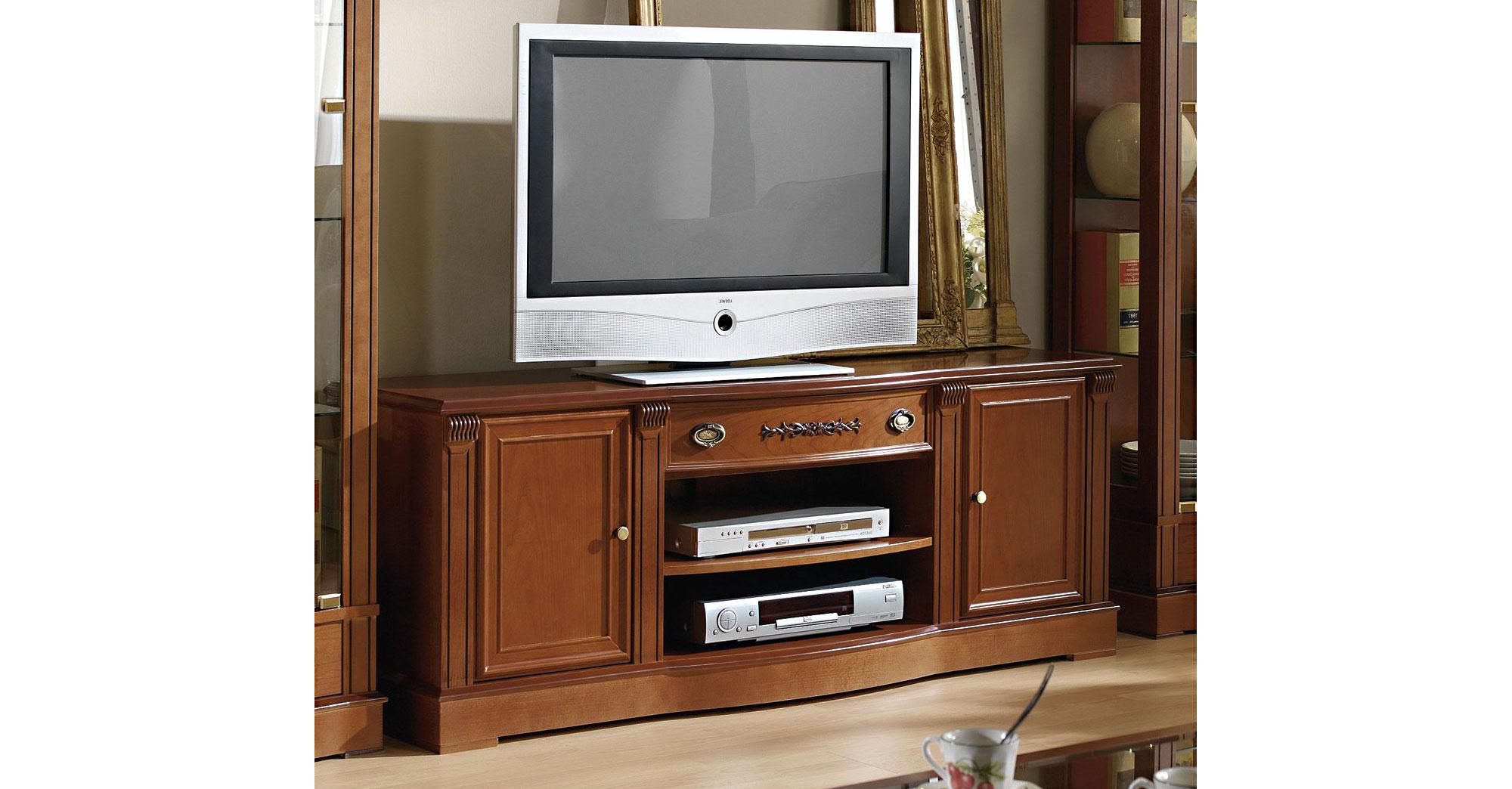 mueble tv cl sico chambery en