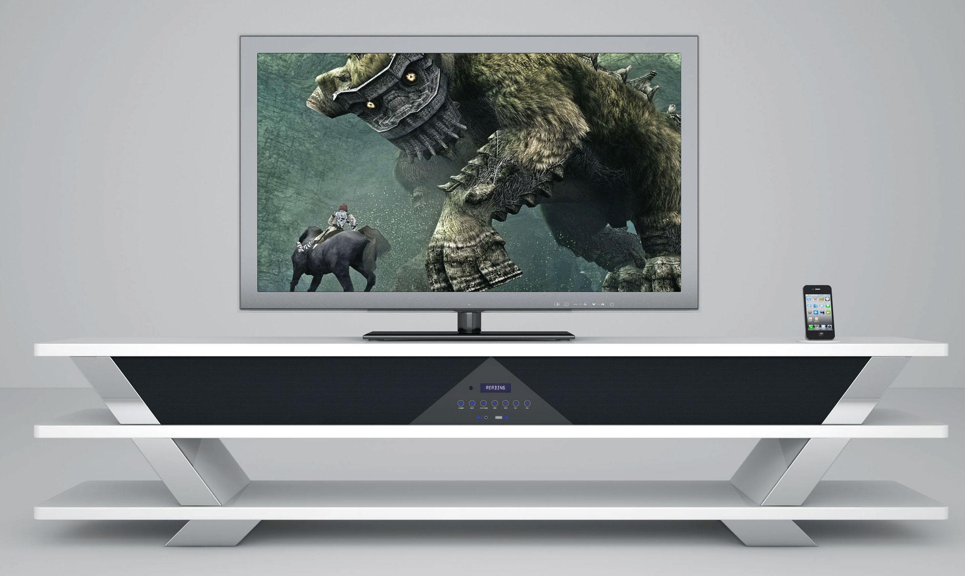 Muebles Para Poner Televisor Mercadolibre Cddigi Com # Muebles Living Mercadolibre