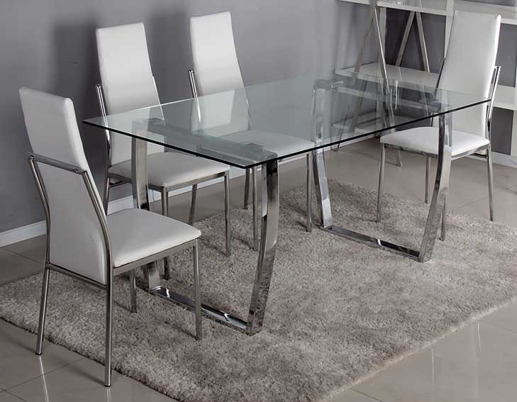 Pack Mesa Comedor Y 4 Sillas Baco No Disponible En