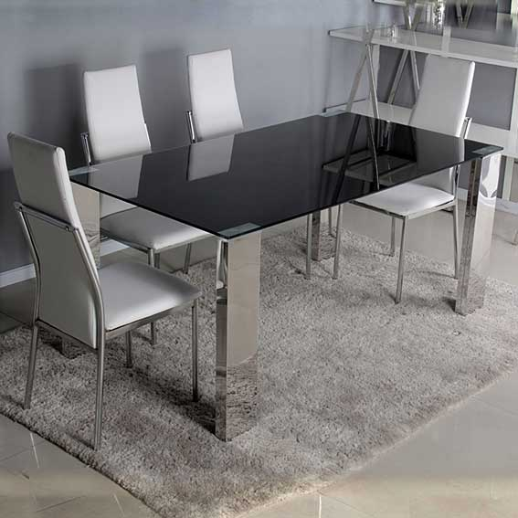 Pack Mesa Comedor Y 4 Sillas Belgrado No Disponible En