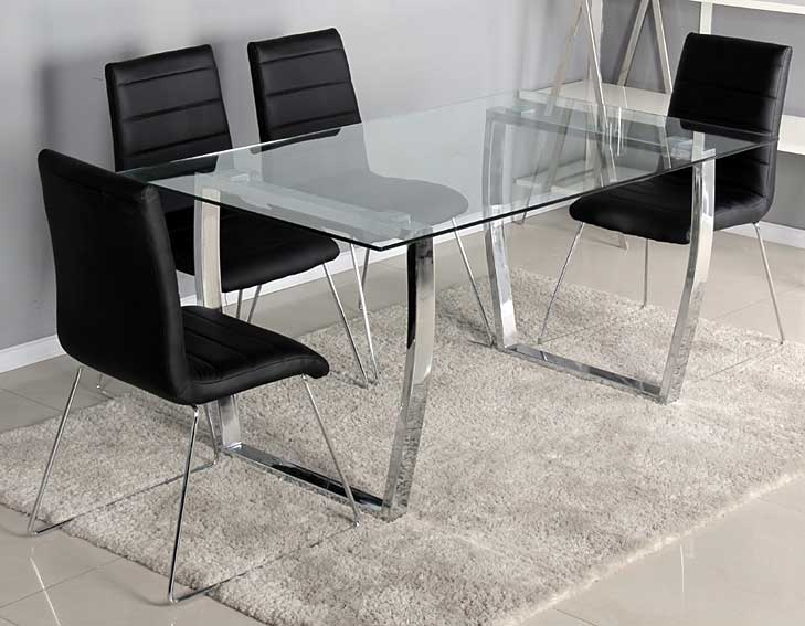 Pack Mesa Comedor Y 4 Sillas Jupiter No Disponible En