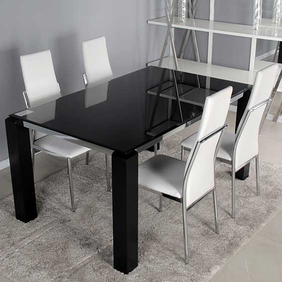 Pack Mesa Comedor Y 4 Sillas Alfeo No Disponible En