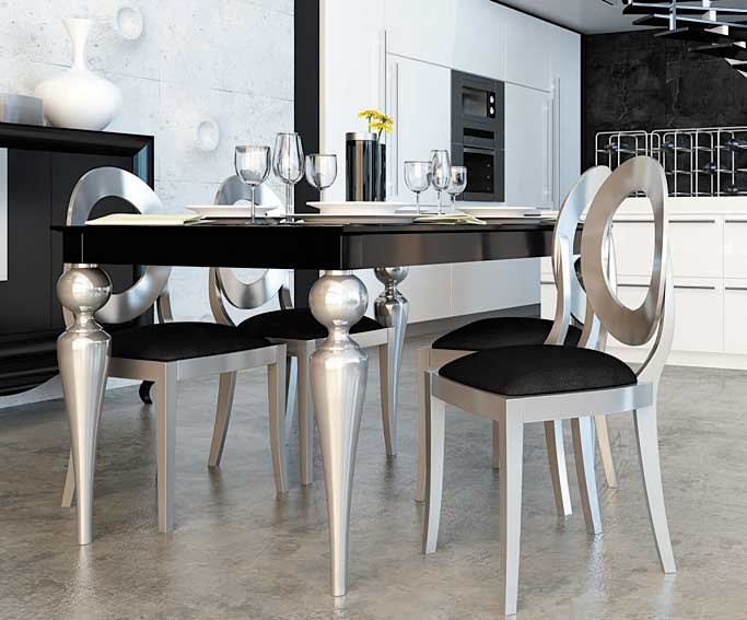 Comedor Moderno Elizabeth No Disponible En