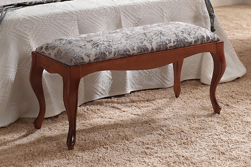 Pie de cama clásico Ciro de lujo en Portobellodeluxe.com. Tu tienda ...