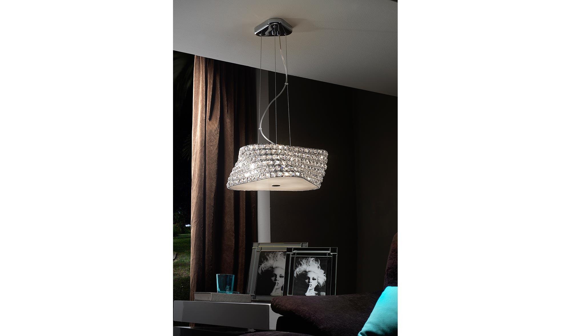 Muebles Martin Peñasco:  Plafón techo Elis 2 - Apliques y Plafones - Iluminación