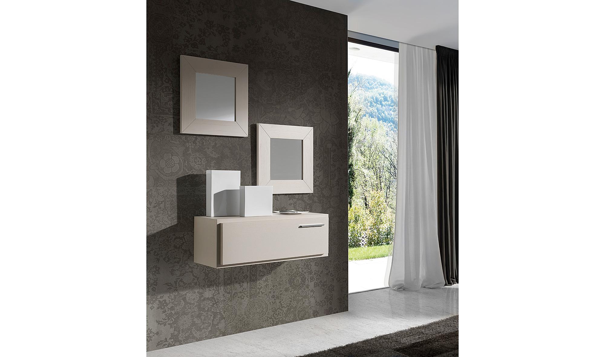 Recibidores De Diseo Moderno Recibidor Moderno Lacado Aprenda A  # Muebles Gimenez Recibidores