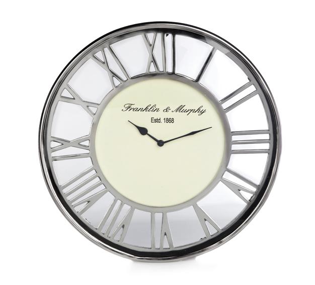 Reloj de pared vintage murphy no disponible en - Relojes de pared retro ...