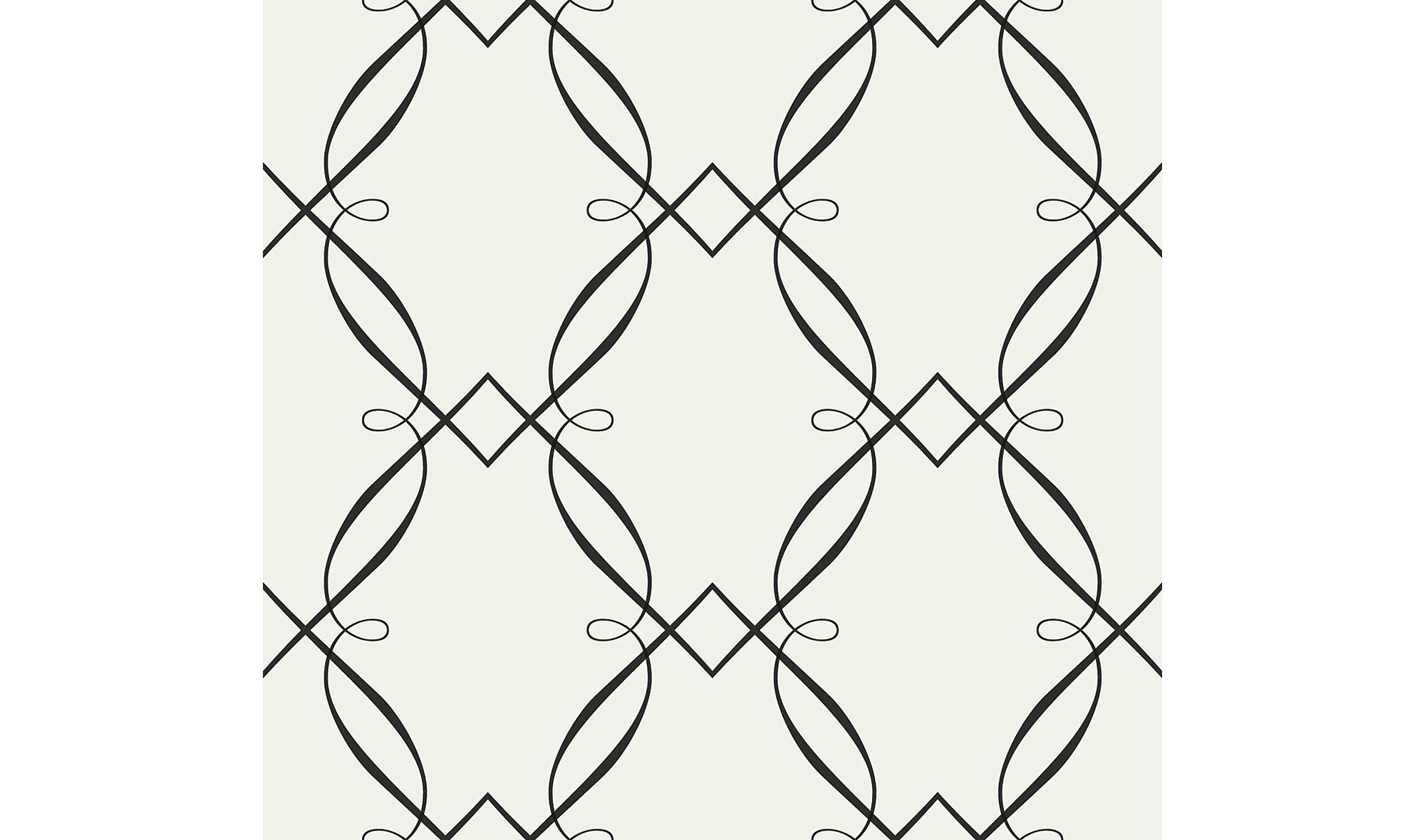 Rollo de papel pintado blanco cenefa en for Papel pintado blanco