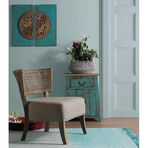 La elecci n del color en decoraci n en for Pinterest muebles