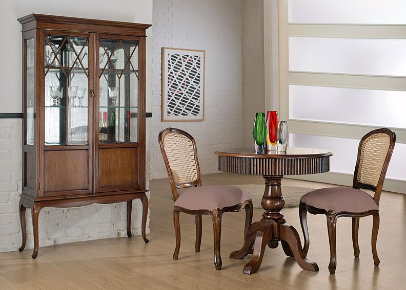 Salón clásico caoba no disponible en Portobellostreet.es