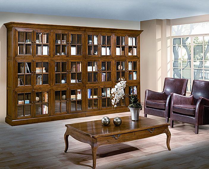 Casas cocinas mueble muebles vitrinas modernas - Vitrinas para salones ...