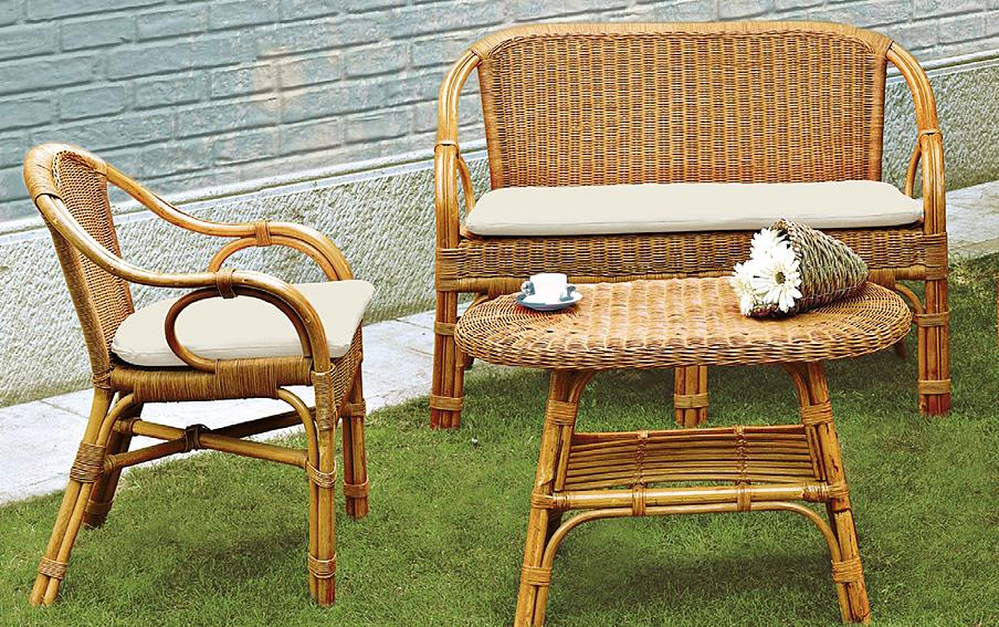 Sal n miel de jard n fanny no disponible en for Catalogo muebles terraza