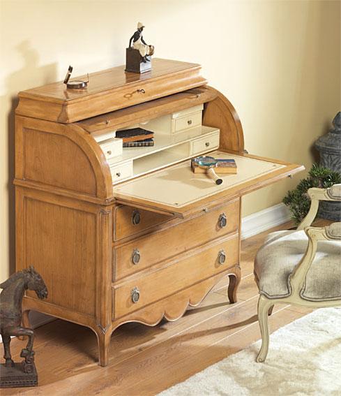 Bureau cl sico aetos en for Muebles escritorios clasicos