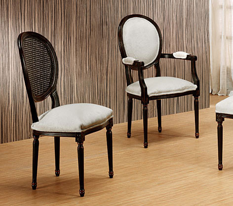 Set 4 sillas y 2 sillones lig defectos no disponible en - Sillas luis xvi ...
