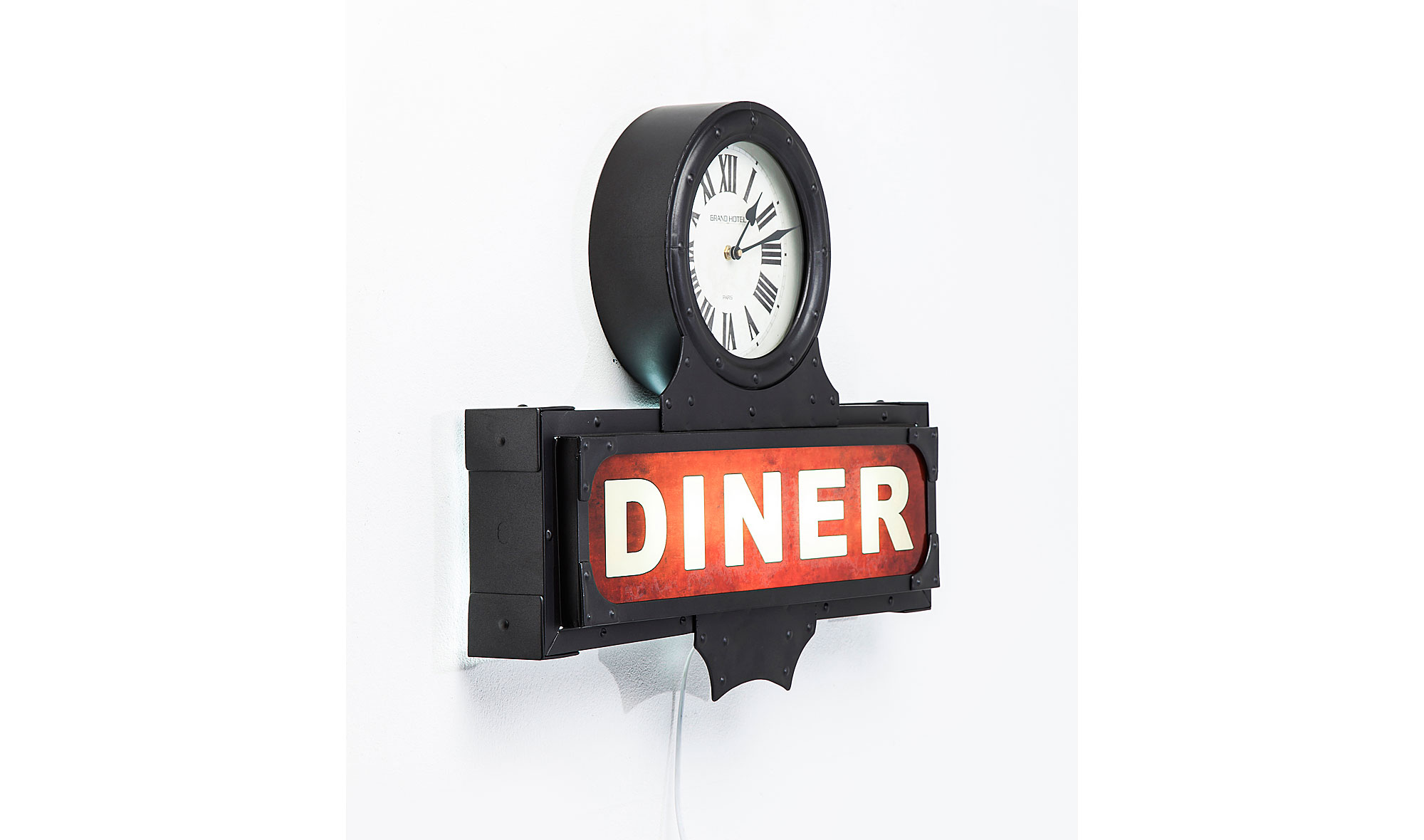 Set 2 apliques de pared Diner time