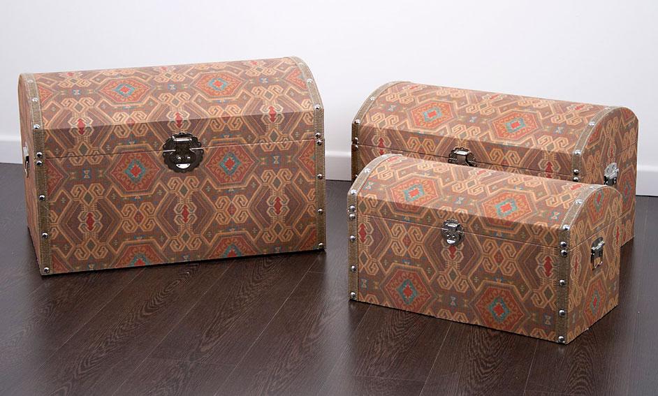 Set 3 ba les vintage africa no disponible en for Muebles africa