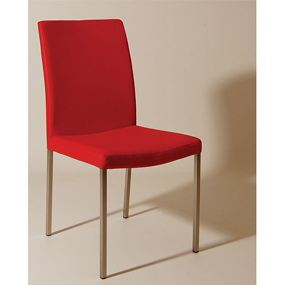 silla roja moderna lucia no disponible en