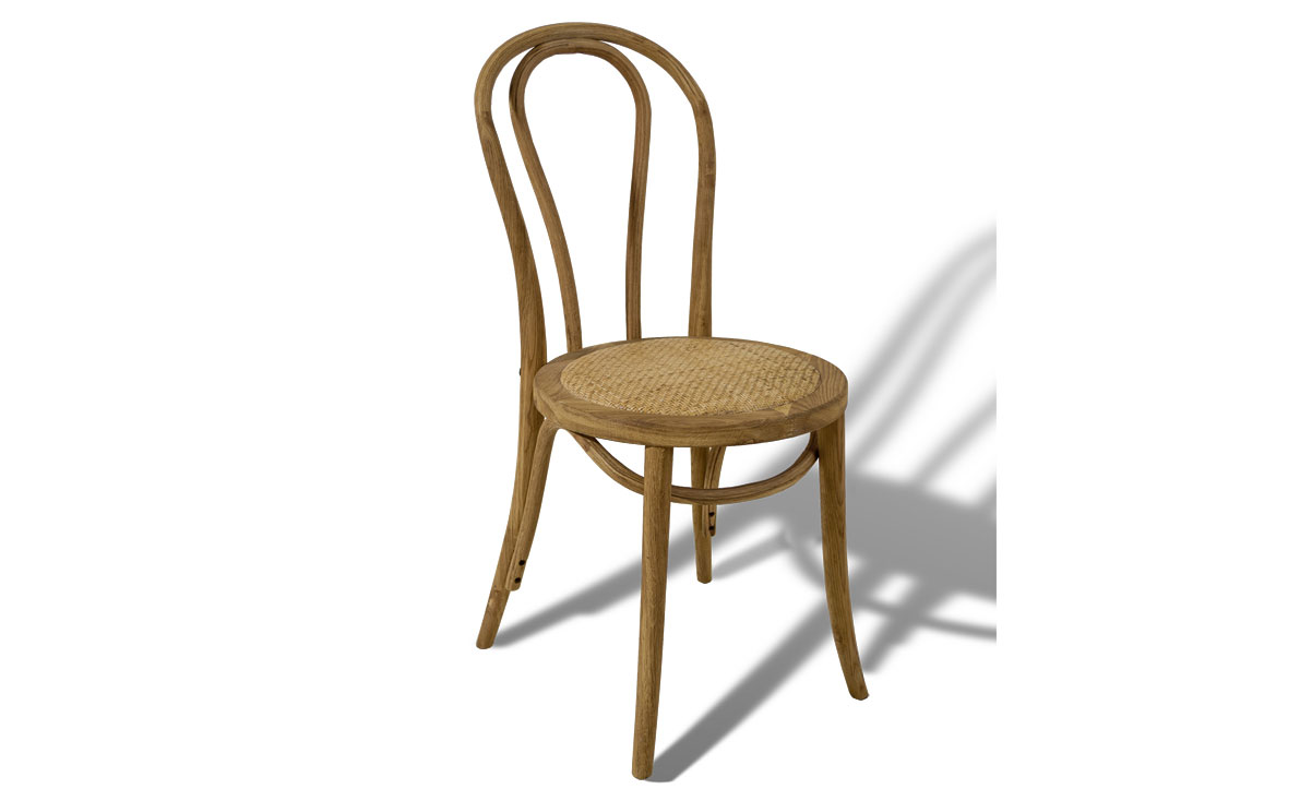 Silla thonet roble natural en ideas inspiradoras for Silla vintage reposabrazos roble natural