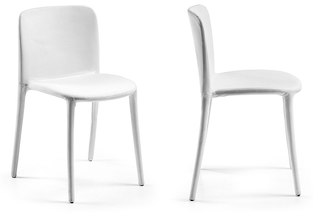 Silla moderna medix blanca no disponible en for Sillas blancas modernas