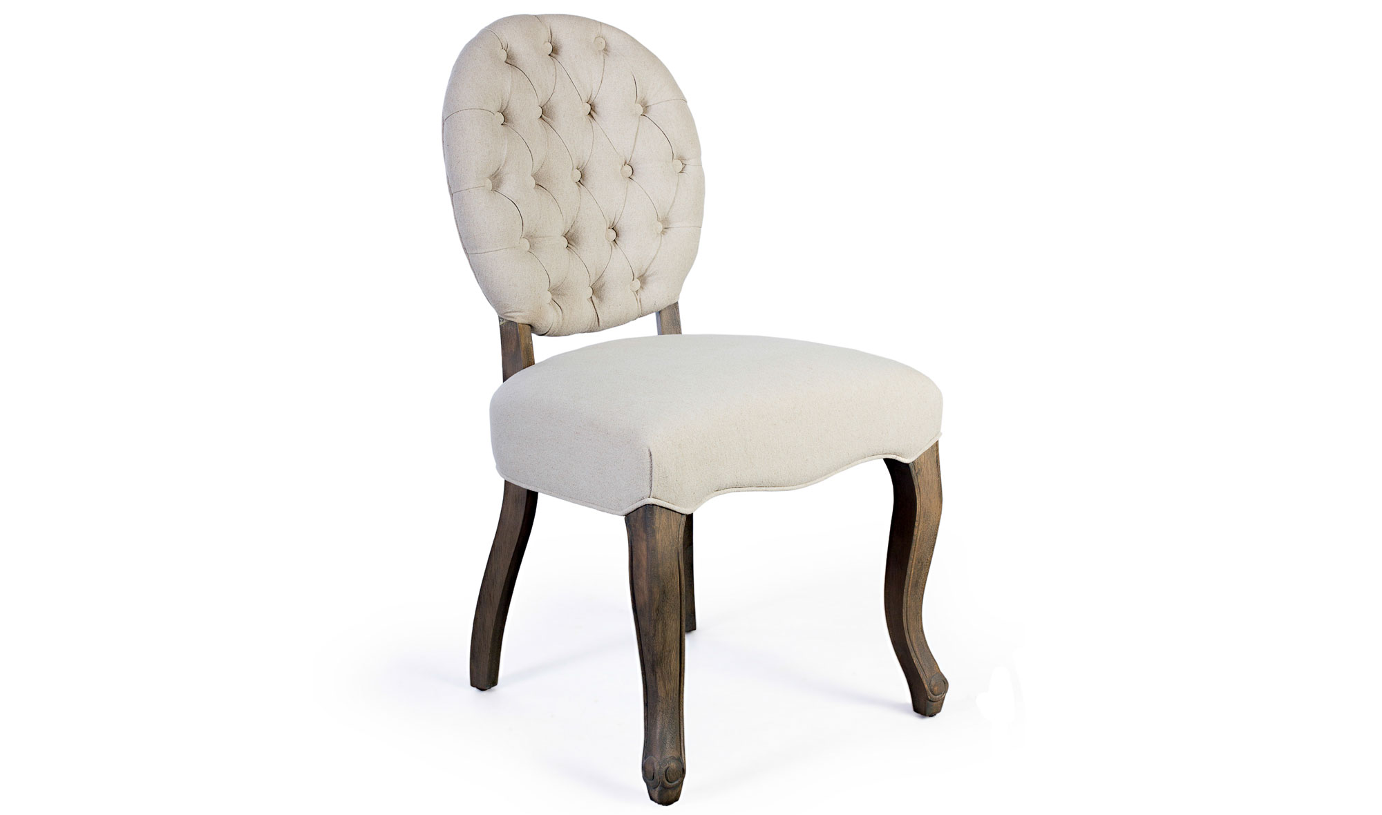Silla vintage artisan tufted no disponible en for Artisan muebles