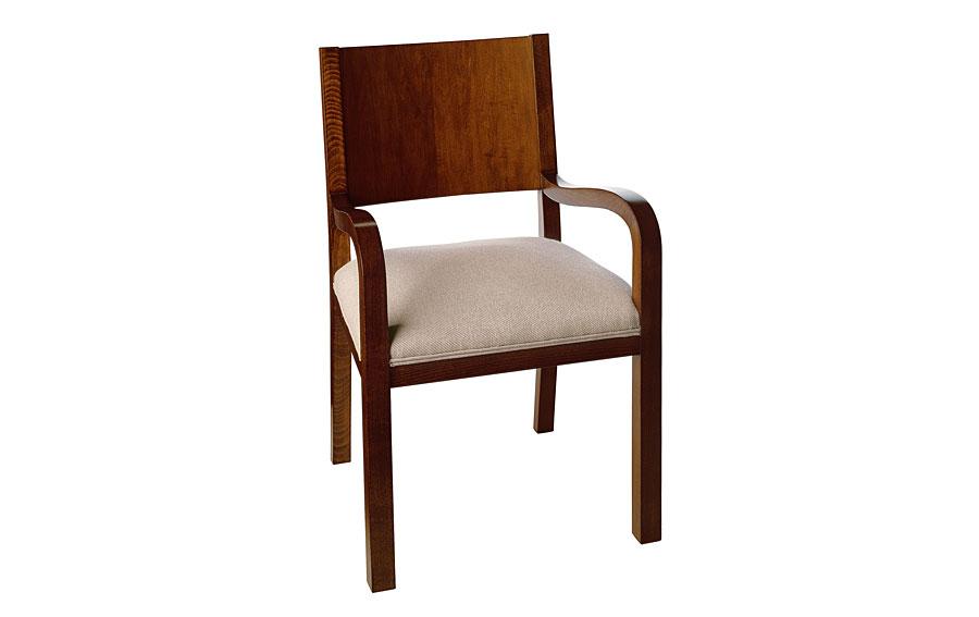 Sill n cl sico tapizado blanco rupa de lujo en tu tienda de muebles de lujo - Baules tapizados dormitorio ...