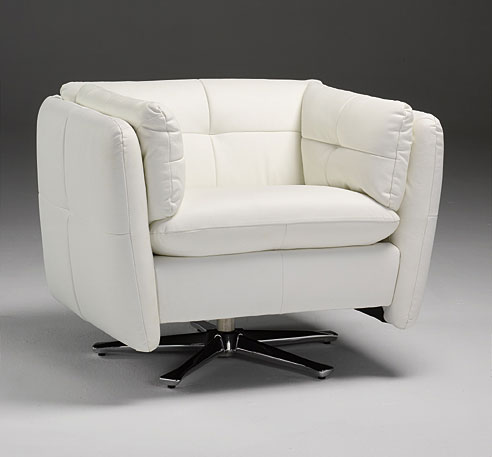 Sillon giratorio salon