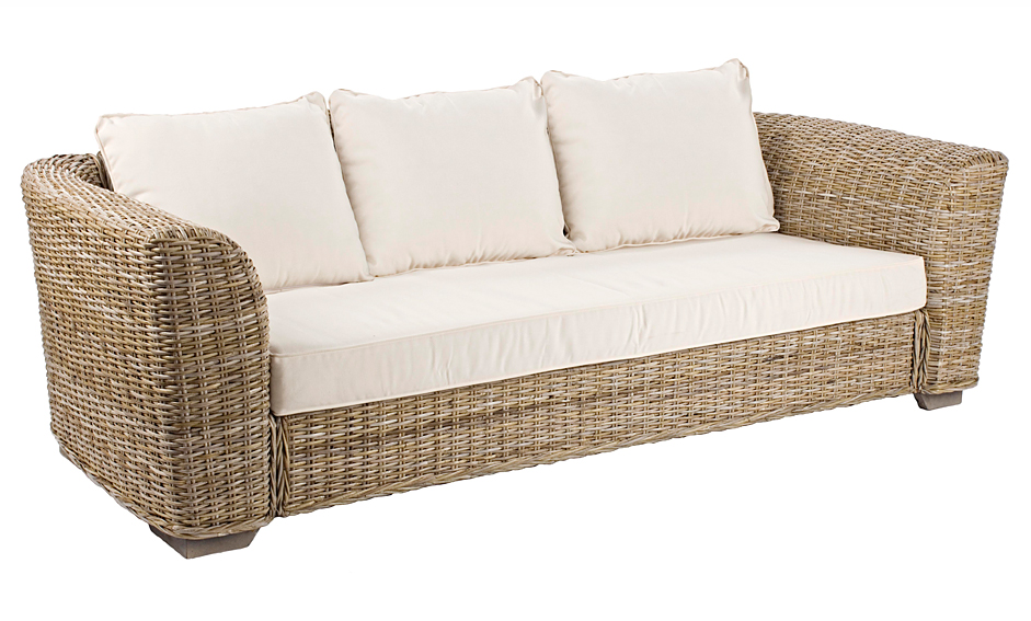 Sof 3 plazas de jard n cancun no disponible en for Sofas para jardin