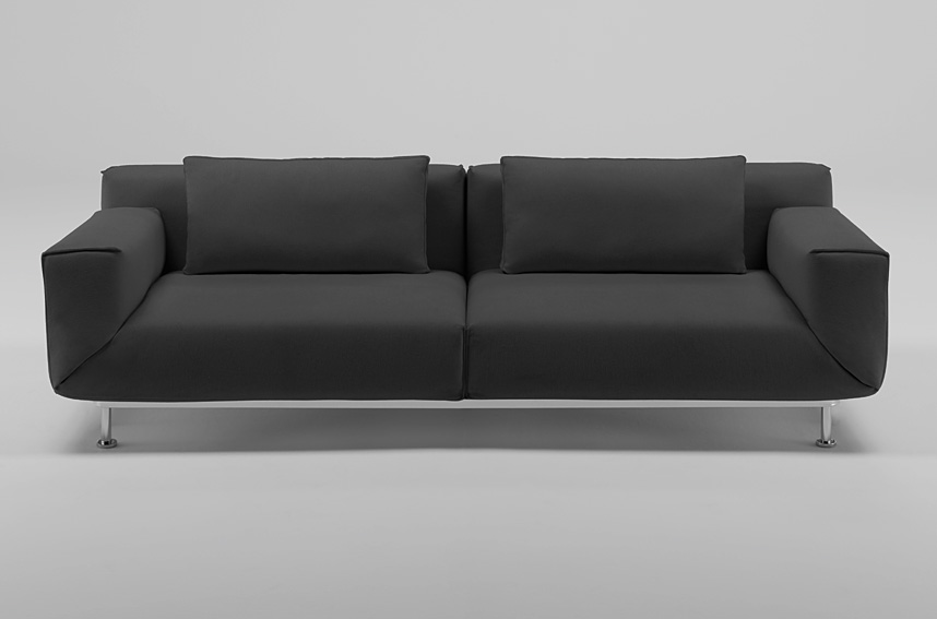 Sofa moderno nomade en cosas de arquitectoscosas de for Sofas diseno