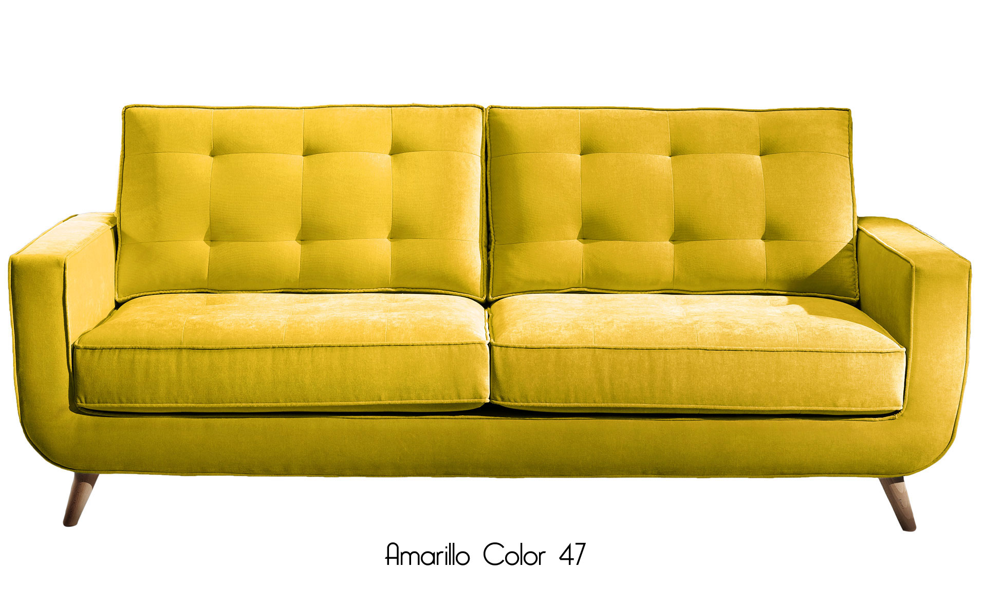 Sof retro little sterling cooper en - Que sofas que muebles ...