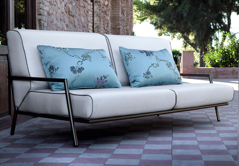 Sof vintage lucio en dec shop for Muebles vintage outlet