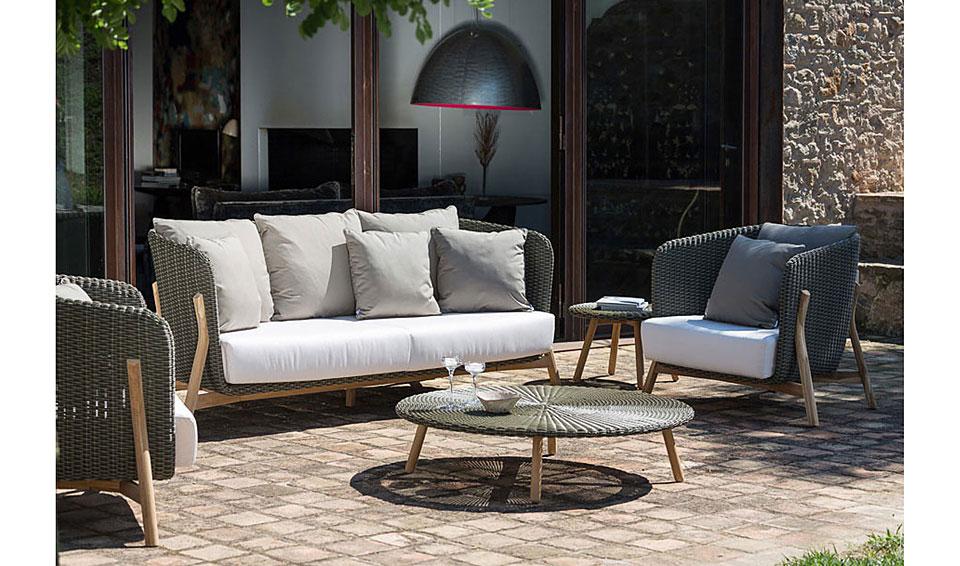 sofa de jardin beltran en