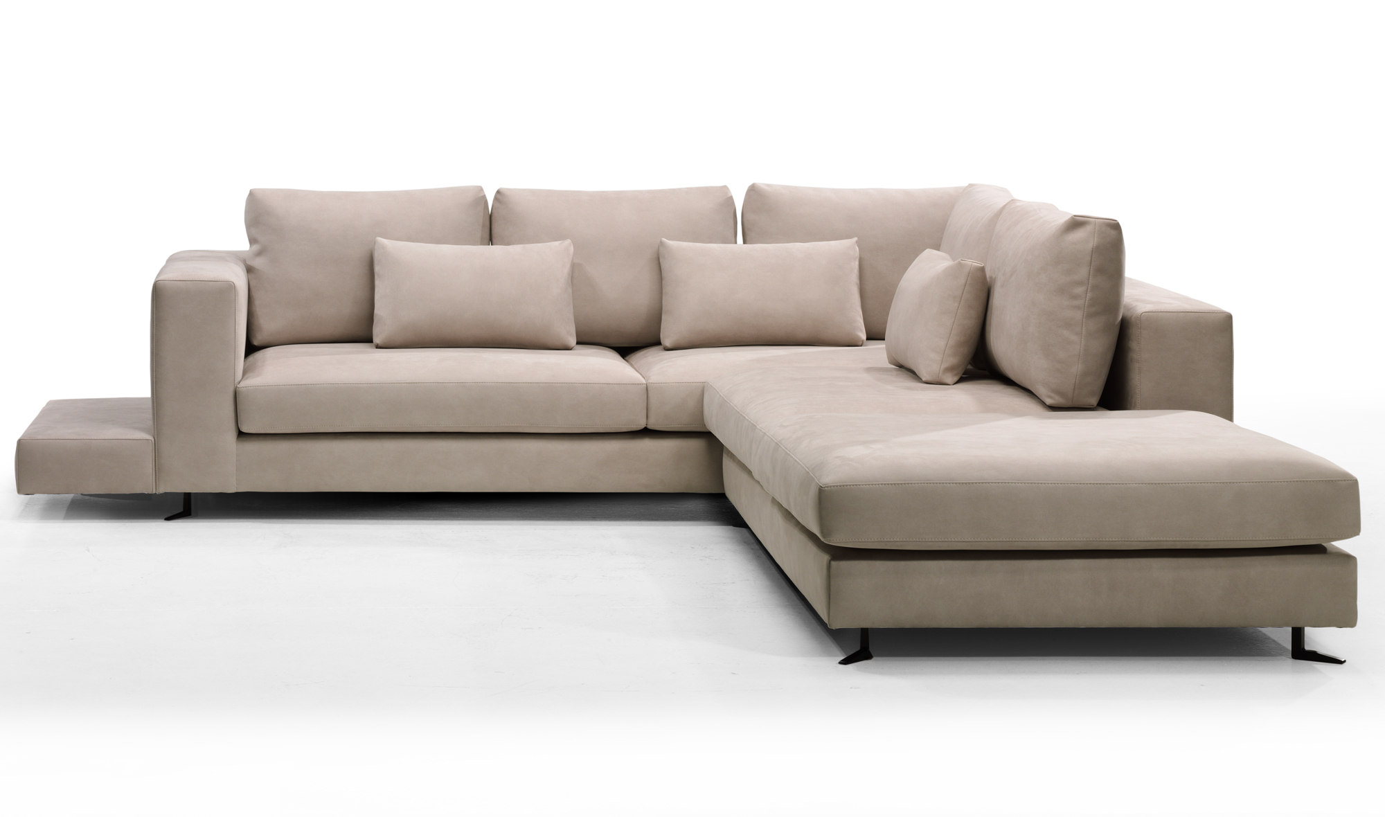 Sof rinconero con chaise longue moderno arezzo lig for Sofa con chaise longue