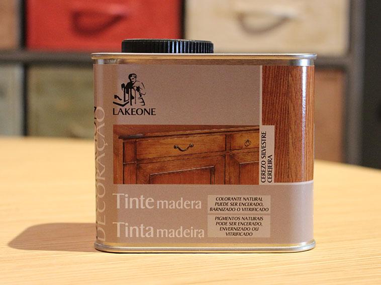 Tinte de madera color cerezo silvestre Lakeone no disponible en ...